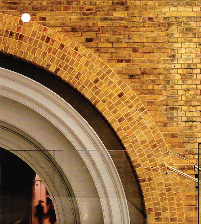 Brickword Award: refurbishment of the medieval & renaissance galleries at the victoria and albert museum