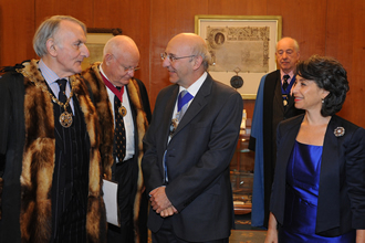 Lord Mayor and Lady Mayoress